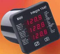 INT-1540 3 phase meter