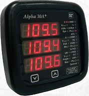 Alpha 30+ ANSI Style Digital Panel Meter