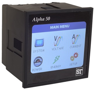 Alpha50 Touch Screen Display