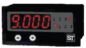 Beta30P 3 Phase Ammeter