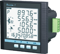 AcuvinII Multifuntion Power Meter