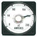 Crompton Analog Switchboard Meter-AC Amps-007