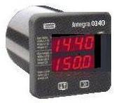 Crompton Integra 0343,0344 ANSI style Switchboard meter
