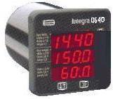Crompton Integra 0643, 0644 ANSI Switchboard meter